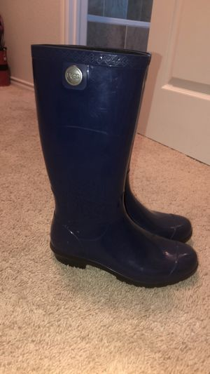 Uggs rain boots for Sale in Houston, TX