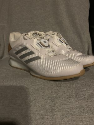 Adidas lifting shoes for Sale in Poulsbo, WA