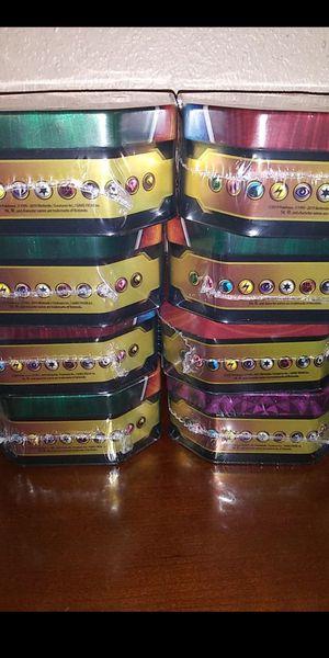 For Pokemon tins $40 for Sale in Norfolk, VA