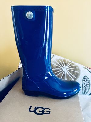 UGG Rain Boot..never used brand new Lahore's boots for Sale in Herndon, VA