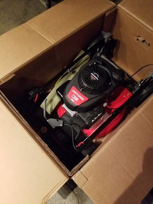 Craftsman lawn mower for Sale in Bakersfield, CA