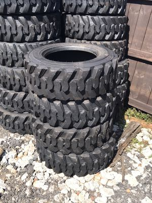 New skid steer tires 12-16.5 12ply heavy duty for Sale in Atlanta, GA