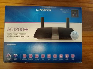Linksys AC1200+ Gigabit Wireless Router for Sale in Kirkland, WA