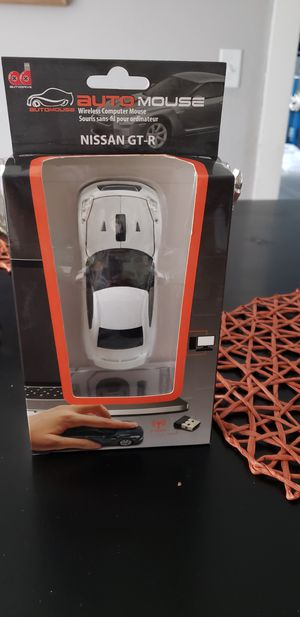 NISSAN GTR WIRELESS MOUSE - LIMITED EDITION for Sale in Tacoma, WA