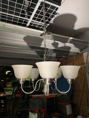 Chandelier - 5 Bulb Light Fixture for Sale in Orlando, FL