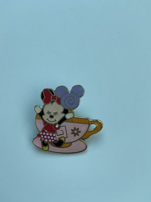 Minnie Mouse teacup Disney pin for Sale in Riverview, FL
