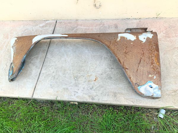 Gmc fender 1963 to 1966 fits Chevy 1963 to 66 should fit c10