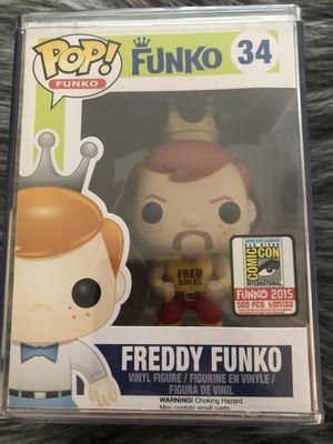 Freddy funko funko pop mint for Sale in Monterey Park, CA