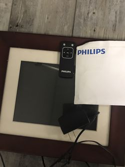 Philips Digital Picture Frame for Sale in St. Petersburg,  FL