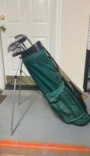 Ping I ST golf clubs for Sale in AZ, US