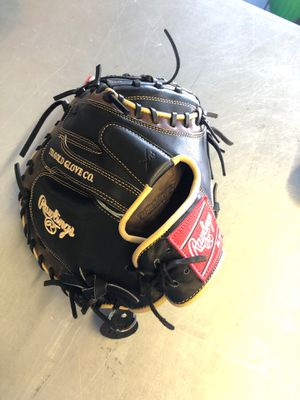Baseball catchers glove new tags still on for Sale in Renton, WA