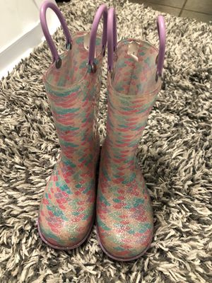 Girl rain boots for Sale in San Diego, CA