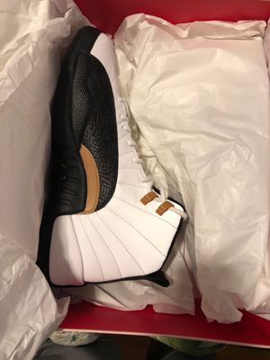 Jordan 12s CHINESE NEW YEARS for Sale in New York, NY