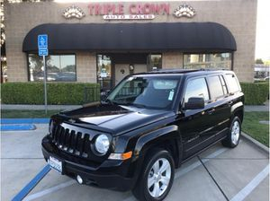 2014 Jeep Patriot for Sale in Roseville, CA