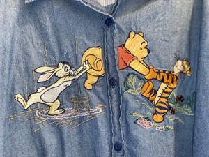 Disney Winnie the Pooh button up for Sale in Imperial Beach, CA