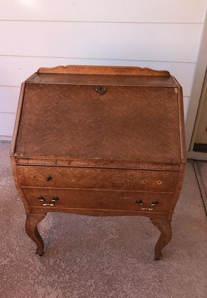 Antique desk for Sale in Tolleson, AZ