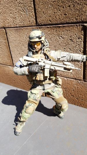 One sixth scale marsoc collectible for Sale in Queen Creek, AZ