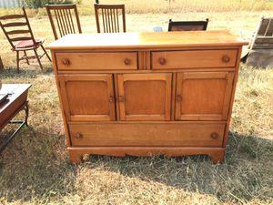 Wood cabinet for Sale in Leavenworth, WA