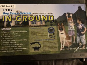 Dog Fence In-ground fence system for Sale in Summer Shade, KY