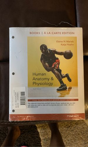 Anatomy and Physiology Bundle (NEW) for Sale in San Antonio, TX
