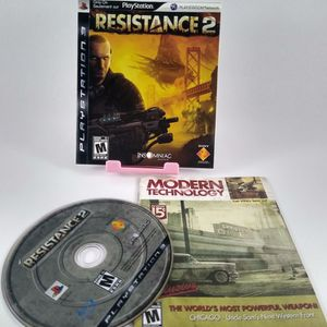 PlayStation 3 Resistance 2 PS3 *No Box* for Sale in Riverside, CA