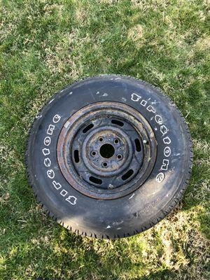 1 Tire p225/70R14 M&S for Sale in Coraopolis, PA