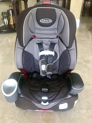 Graco Nautilus Convertible Car Seat / Booster for Sale in Lake Worth, FL