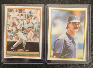 Don Mattingly all star cards for Sale in Hayward, CA