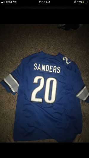 NFL Jersey Barry Sanders New XL for Sale in Orlando, FL