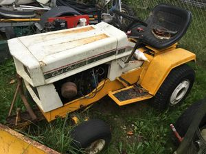 Cub cadet hydrostatic 129 for Sale in Puyallup, WA