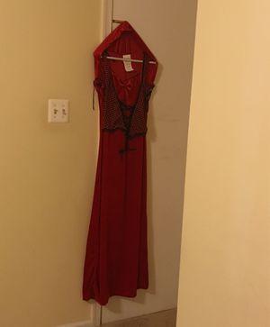 Little red riding hood costume Halloween size medium for Sale in Fairfax, VA