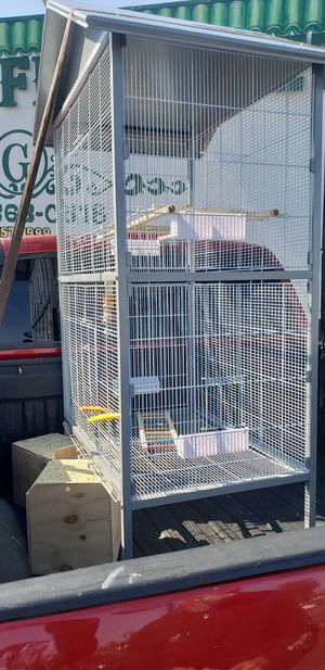 Bird cages for Sale in Bakersfield, CA