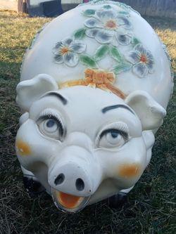 Piggy Bank Decor for Sale in Pickerington,  OH