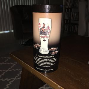 Harley Davison Pilsner Gift Set for Sale in Punta Gorda, FL
