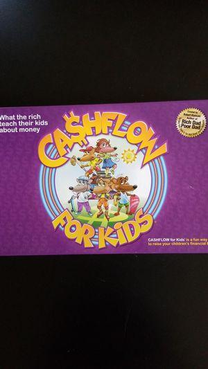 Cashflow for kids board game for Sale in Mesa, AZ