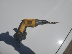 DeWalt 1/2 in. Keyed VSR Corded for Sale in Pittsburg, CA