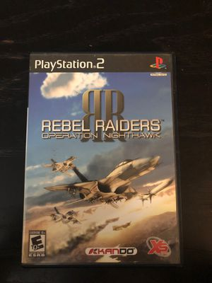 Rebel Raiders ps2 game for Sale in Salisbury, NC