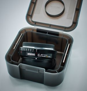 CINEMATIC Metabones Ultra 0.64x Nikon F/G to MFT Adapter for Sale in San Francisco, CA