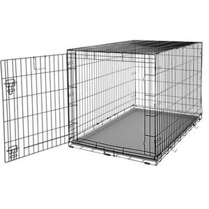 """You & Me 1-Door Folding Dog Crate, 48"""" L x 30.1"""" W x 32.6"""" H for Sale in San Antonio, TX"""