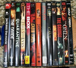 Horror DVD's for Sale in Tigard, OR