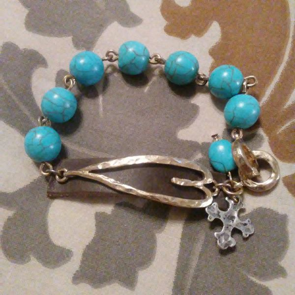 Torquoise bracelet