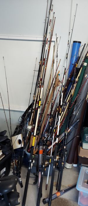 Fishing Rods for Sale in Clayton, NC