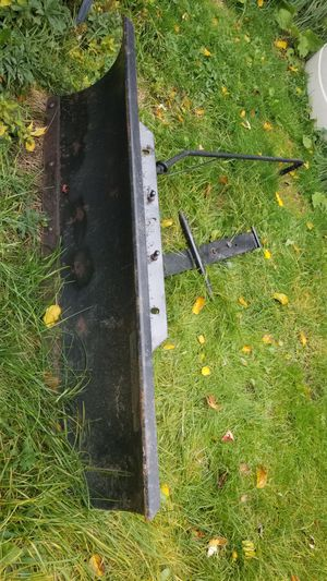 Snow Plow, for Tractor Lawnmower or Quad for Sale in Dearborn Heights, MI