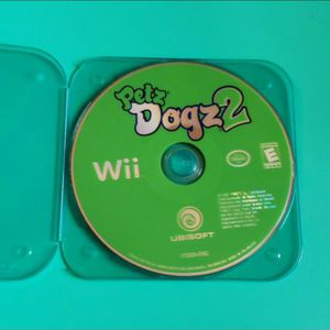 Nintendo Wii Petz Dogz 2 Game for Sale in Happy Valley, OR