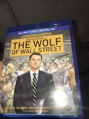 The wolf of Wall Street digital code for Sale in Hayward, CA