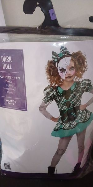 Youth girls costume 14\16 for Sale in Pittsburgh, PA