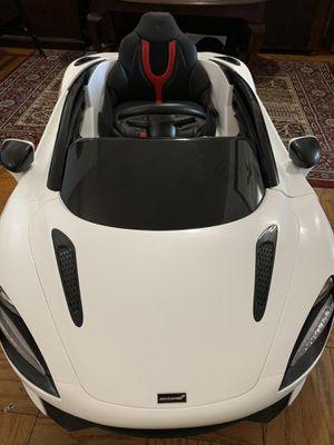 McLaren 720s toy kids ride on power car for Sale in Grand Prairie, TX