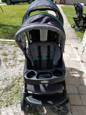 Graco Ready2Grow Click Connect Double Stroller for Sale in Lehigh Acres, FL