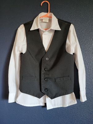 Boys vest suit set for Sale in Puyallup, WA