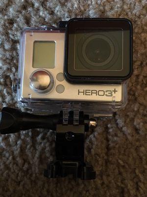 Go Pro Hero 3 plus for Sale in Portland, OR